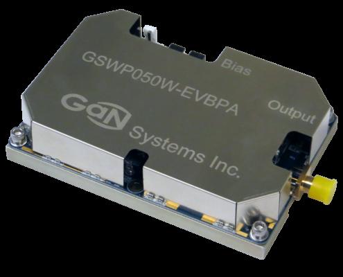 Image of a 氮化镓系统 (GaN Systems) 50 W wireless power amplifier